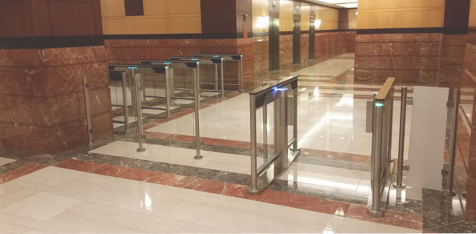 Open Door Solutions - <p>One-stop integration solution for automated door, gate, and barrier installations</p>